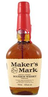 Maker's Mark Bourbon 1.00l